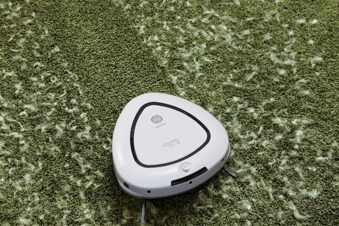 お掃除ロボット SiRo